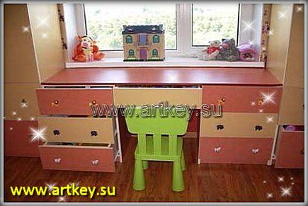 Фото детской мебели - мебель для дома.